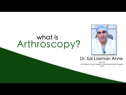 Hi9 | What Is Arthroscopy? - Dr. Sai Laxman Anne, Orthopedic Surgeon