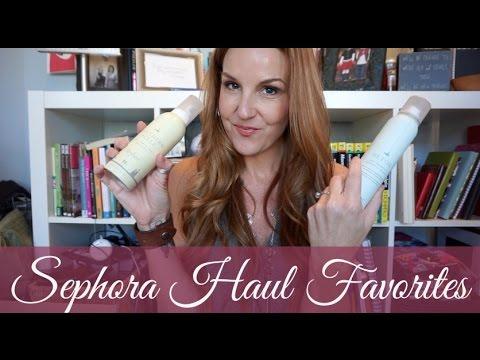 Sephora Haul Favorites