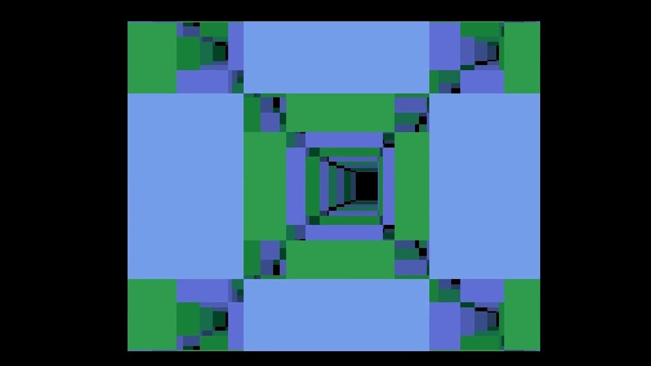 Loonies - My Lucky Number - Amiga 64k Demo (50 FPS)