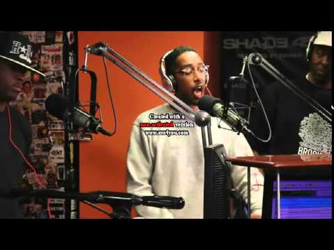 Oddisee on Sway Clips