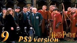Гарри Поттер и Тайная Комната прохождение PS2-версия #9 Круглосуточная библиотека