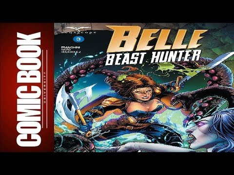 Belle Beast Hunter #3 | COMIC BOOK UNIVERSITY