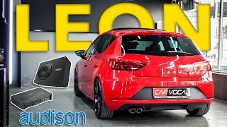 Seat Leon Subwoofer Uygulaması