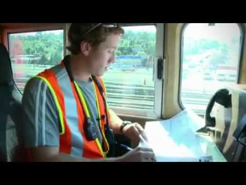Day in the Life of a Conductor - YouTube