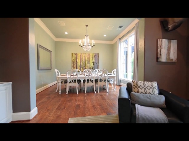 #Custom Estate on a corner lot in #Stonebridge #Estates #Mckinney living at its finest!