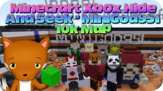 Minecraft Xbox Hide And Seek - MiniGod951 10k Map