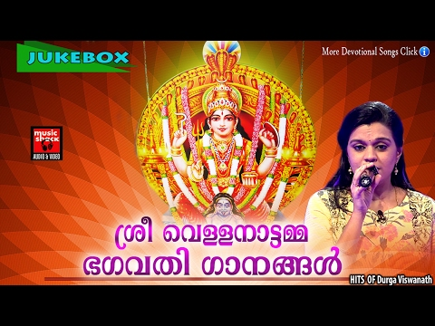 Hindu Devotional Songs Malayalam | Super Hits Of Durga Viswanath | Mixed Hindu Devotional Songs
