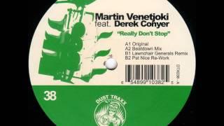 Martin Venetjoki Feat. Derek Conyer – Really Don