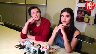 "Liza Soberano and Enrique on ""Dolce Amore"": More complex, more mature, but light"