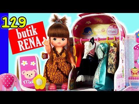 Pembukaan Butik Rena - Mainan Boneka Eps 129 GoDuplo TV