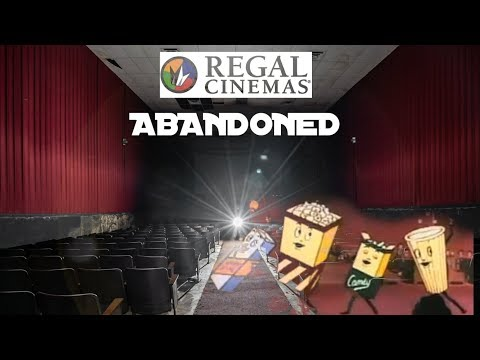 Abandoned MOVIE THEATER! Everything Left Inside!