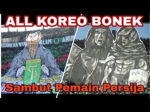 Begini Cara Bonek Membalas The Jak | Gema Song For Pride + Koreo All Tribun Stadion GBT