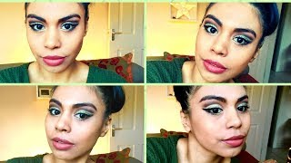 ST. PATRICK'S DAY MAKEUP LOOK // 2 Looks One Video