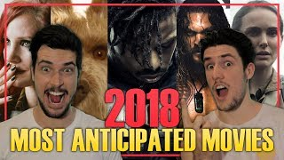 18 MOST ANTICIPATED MOVIES OF 2018 streaming