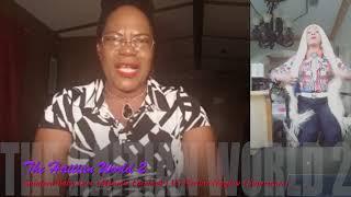 """The Haitian World 2"" Ta sanble Sainfora (Manmie) ta bay Nerline Nerglow repons sou Rad maryaj#1"