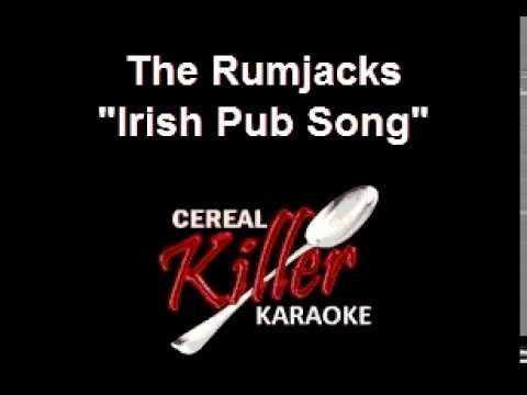 CKK-VR - The Rumjacks - An Irish Pub Song (Karaoke)