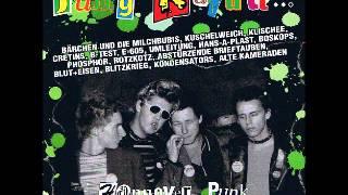 VA - Jung Kaputt Spart Altersheime - Hannover Punk