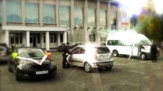 АЯЗ & НАСТЯ - начало (Качканар 2012) (Свадебное видео)