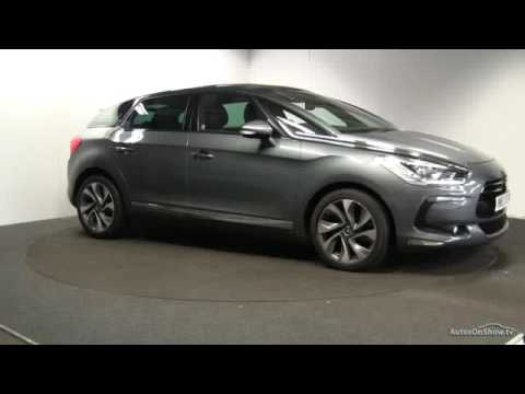 2013 CITROEN DS5 HDI DSTYLE