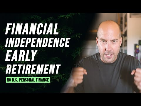 FIRE: Financial Independence / Retire Early - And, Why It Might Not Be Right For You