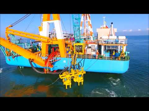 James Fisher Subsea Excavation (JFSE) Completes First Project In Taiwan