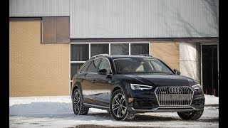 Audi A4 Allroad 2018 Car Review