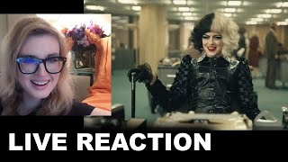 Cruella Trailer 2 REACTION