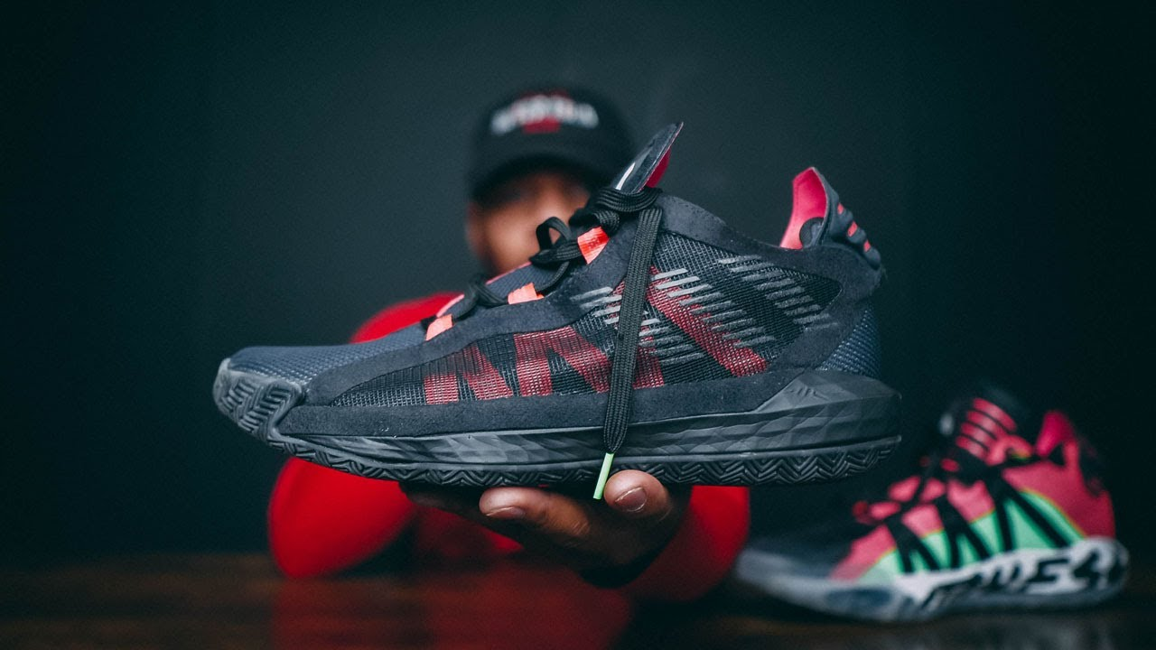 This Shoe Wont Be For Everybody Adidas Dame 6 Performance Review Youtube