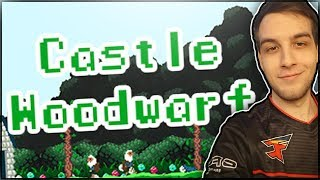 A WIĘC WERSJA NA STEAM, TAK?! - Castle Woodwarf STEAM