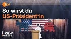 US-Vorwahlen: Wer kann Präsident*in der USA werden?