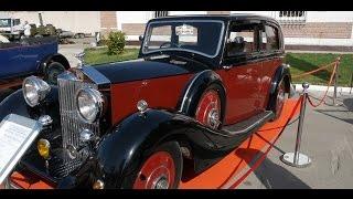 Rolls Royce Phantom II ( Роллс Ройс фантом 2) 1929-1935 retro car