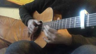 Fingerstyle Tutorial (Right hand)- Sultans Of Swing
