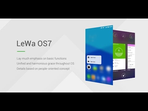 LeWa-OS 7 OFFICIAL Beta-Version FOR YUREKA/+ AND ONE PLUS ONE