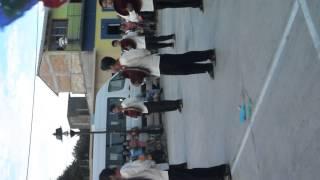 club de danza de la Secundaria tecnica #45 de zanatepec Oaxaca