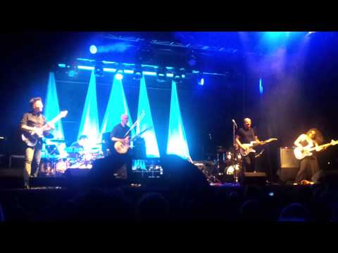 Adrian Belew Tony Levin Pat Mastelotto - Live in Warsaw