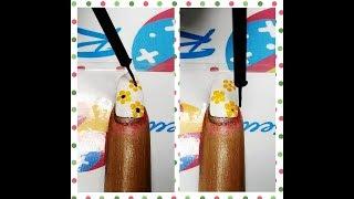 easy nails painting idea 2019    simple nail art tutorial