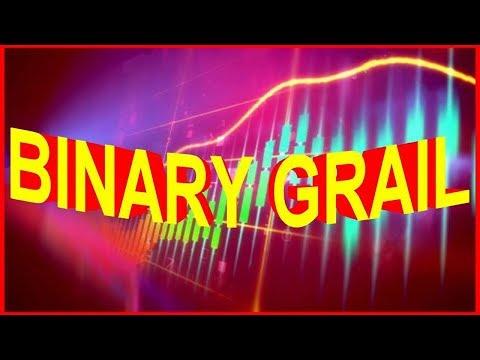 Авторская Стратегия для Торговли Бинарными Опционами Binary Grail Alert