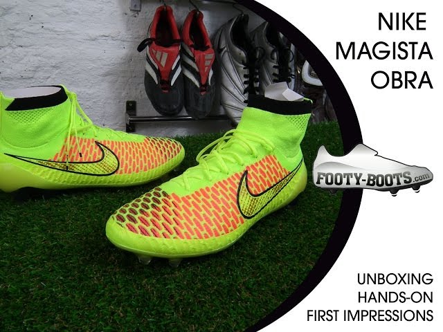 buy online 55928 66102 Best Price Nike Magista Obra   Unboxing - Footy-Boots.com