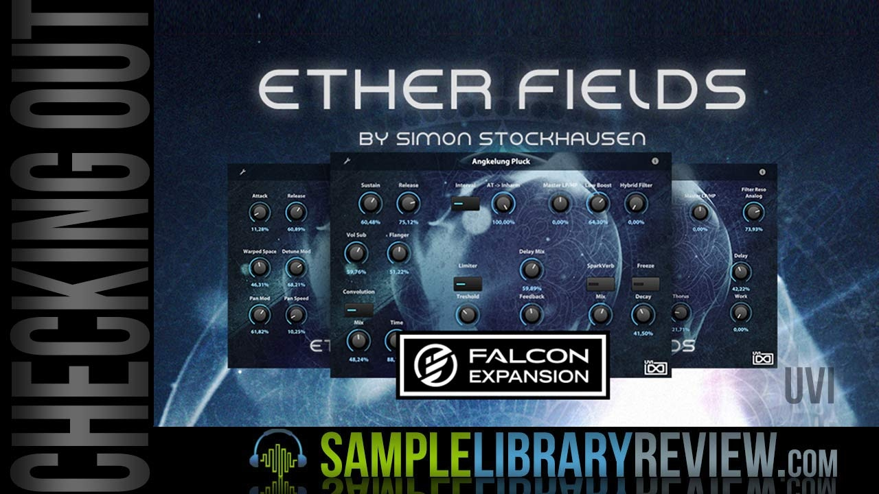 Checking Out: Ether Fields Expansion for Falcon by UVI