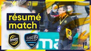 Chambéry/Créteil, le résumé de la J22   Handball Lidl Starligue 2020-2021