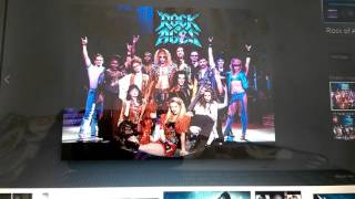 Here I Go Again (Rock of Ages) - Backing Track