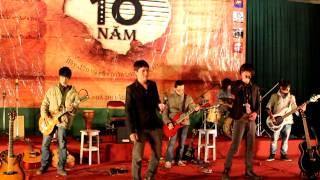 Rung chuông vàng - CLB Guitar ĐH Kiến trúc HN