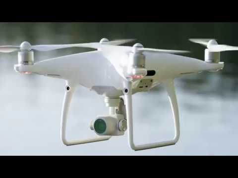 DJI Phantom 4 Pro Plus V2.0 Drone - YouTube