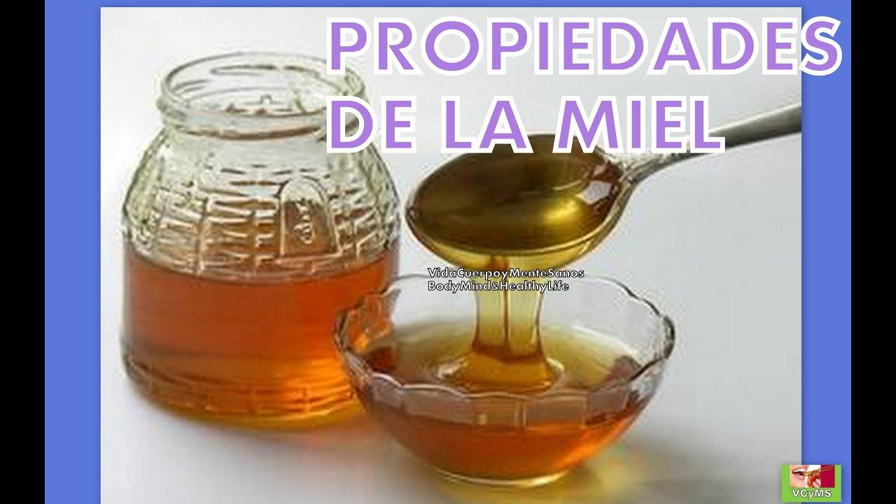 Propiedades y beneficios de la miel de abeja para la salud