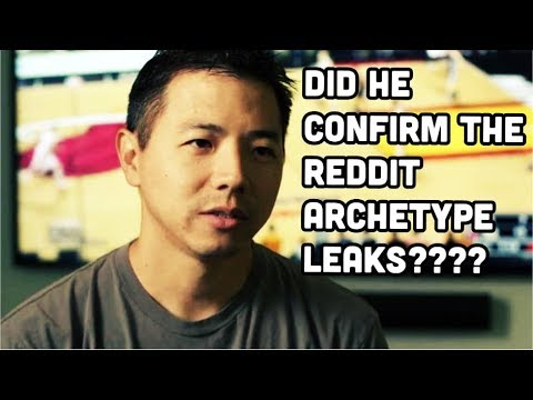 NBA 2K19 NEW ARCHETYPE SYSTEM LEAKED ON REDDIT MIGHT BE TRUE!DID MIKE WANG  MISTAKENLY CONFIRM IT?😱