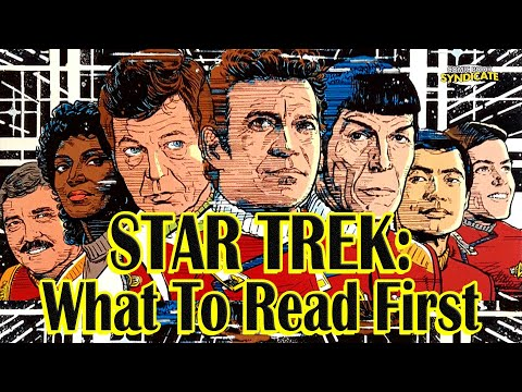Star Trek Comics - What To Read First | COMIC BOOK SYNDICATE