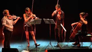 Zephyr Quartet: Under the Milky Way - The Church