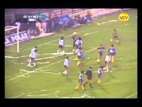 Héroes del Fútbol - Colo Colo 3 Boca Juniors 1 (1991)