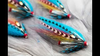 Fast Fly Tying - Silver Doctor Varr