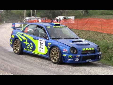 13° Rally Legend 2015 - Best Of Group B & WRC Cars PURE Sound!